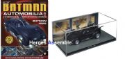 DC Batman Automobilia Collection #44 Batman #526 Batmobile Eaglemoss